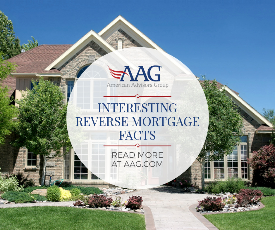 Interesting Reverse Mortgage Facts
