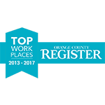 Orange County Register's Top Workplaces: 2013 – 2017
