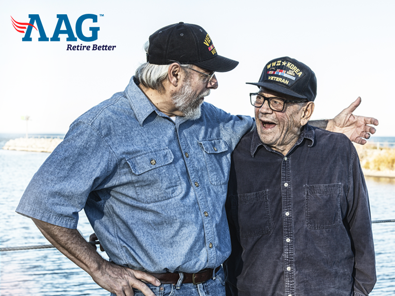 AAG Expands Support of Older Veterans with Addition of VA Loan