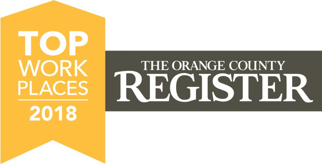 AAG Named 2018 Orange County Top Workplace
