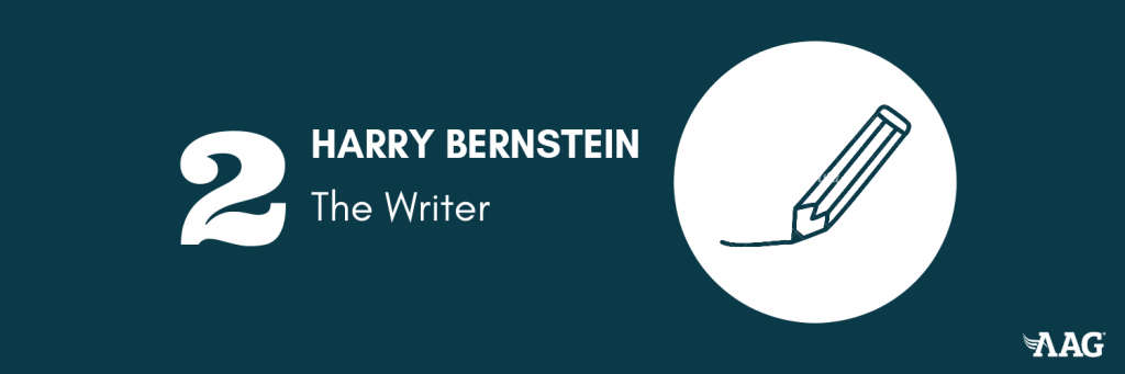 Harry Bernstein Became Famous in Their Older Years