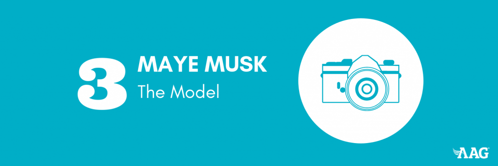 Maye Musk Became Famous in Their Older Years
