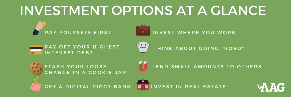 How to Invest - Options at a Glance