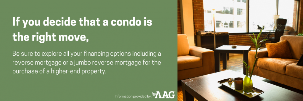 Explore your financing options when buying a condo