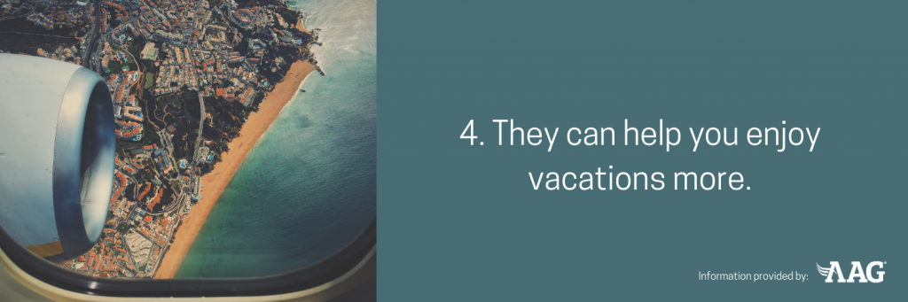 Neighbors can help you enjoy vacations more