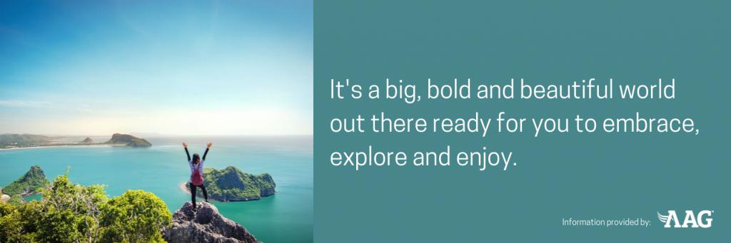 Explore and enjoy