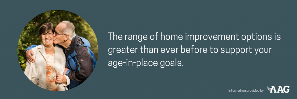 home improvement options is greater than ever before