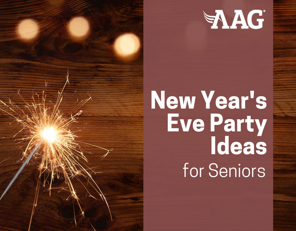 New Year's Eve Party Ideas for Seniors