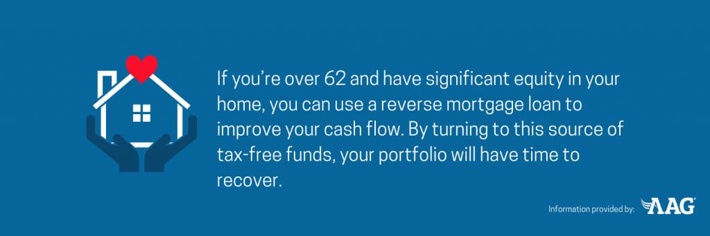 reverse mortgage loan for improving cash flow