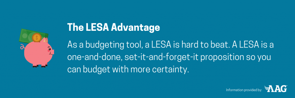 The LESA Advantage