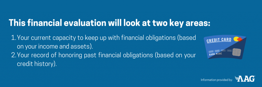 The financial evaluation for LESA will look at two areas