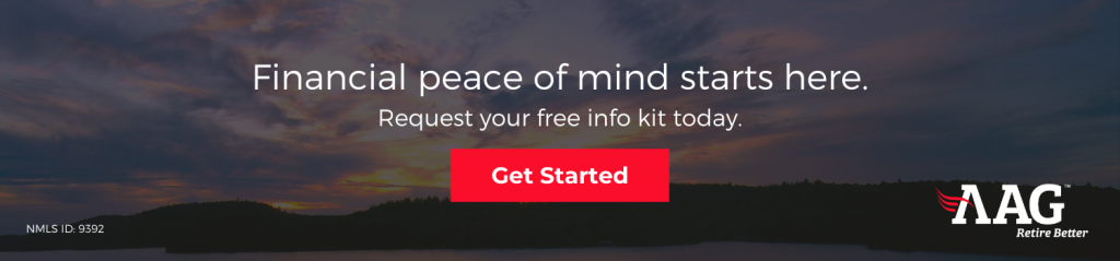 Financial peace of mind starts here. Request your free info kit today. Get started